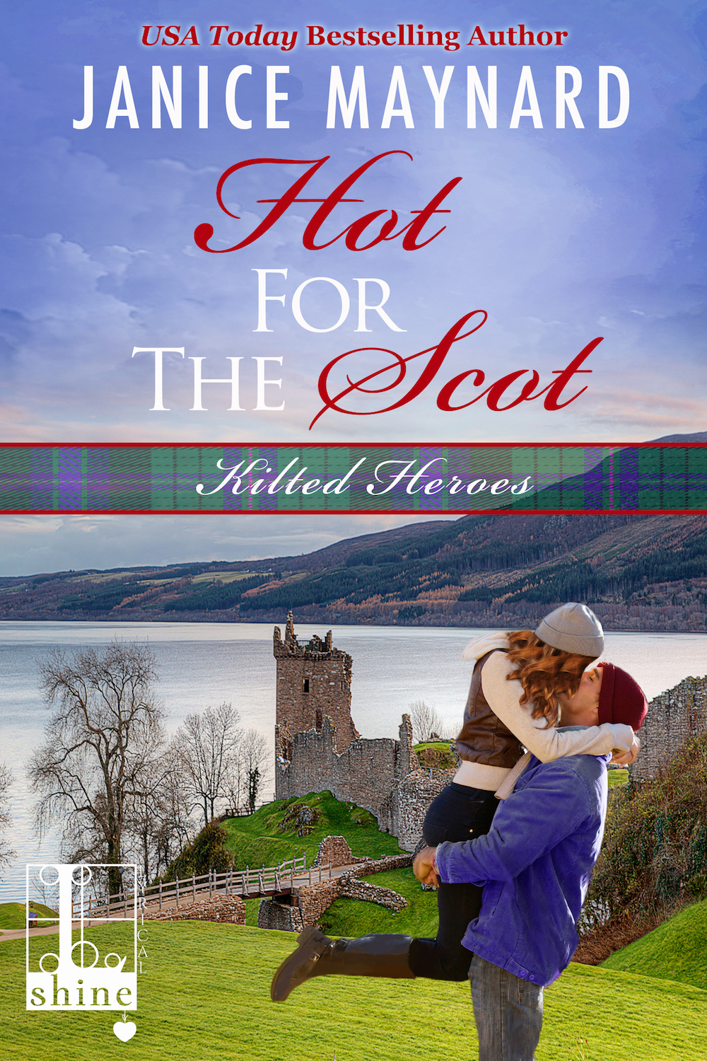 Hot for the Scot Book 1