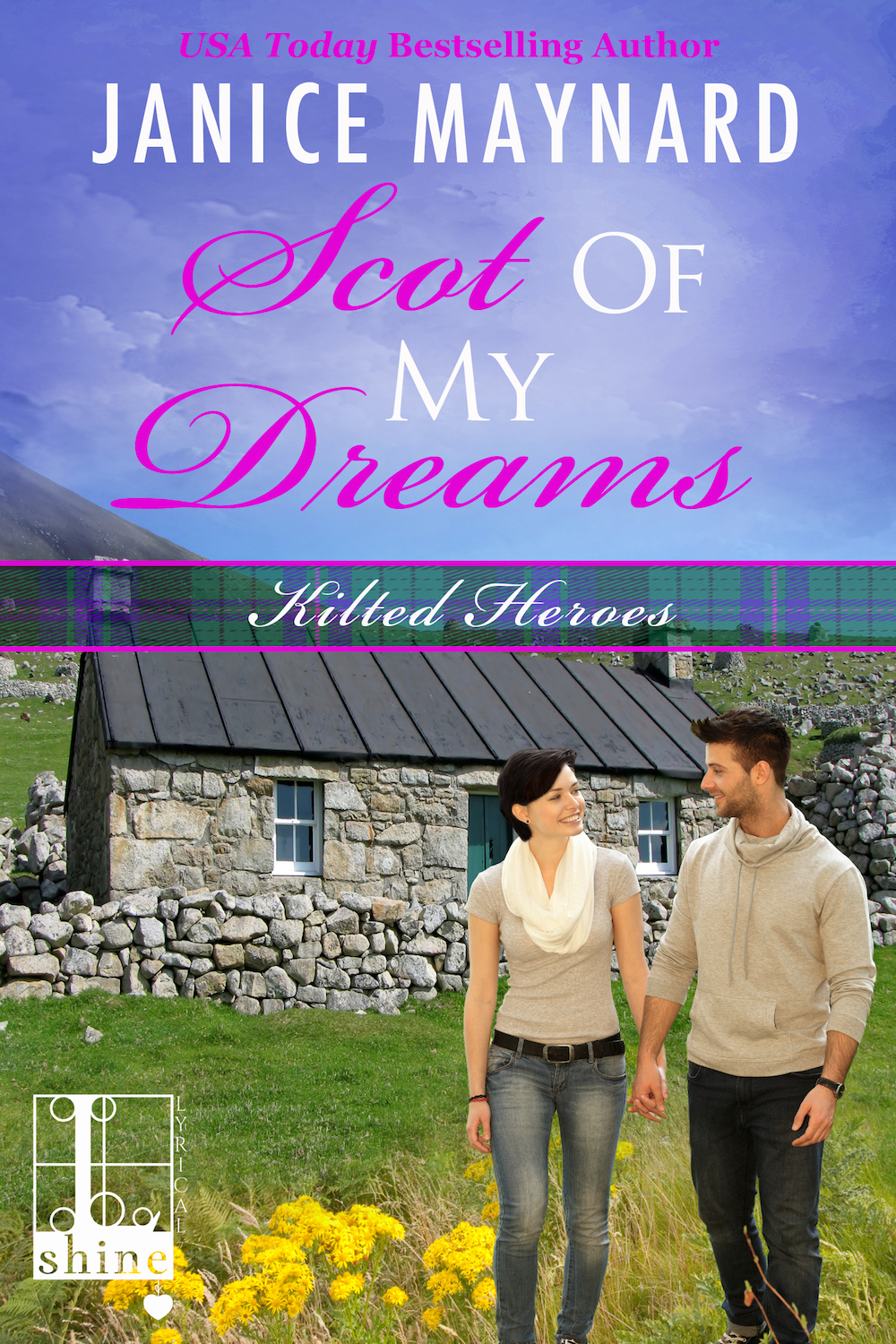 Scot of My Dreams Book 2
