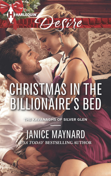 Christmas in the Billionaire's Bed Book 3