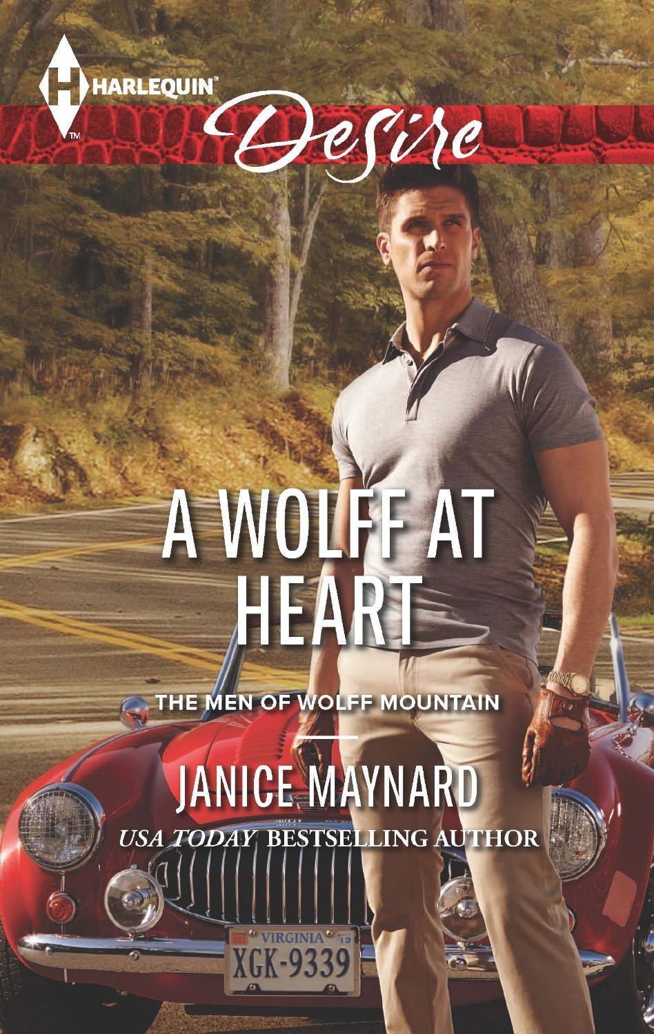 A Wolff at Heart Book 7
