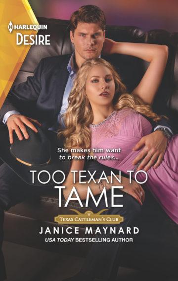Too Texan to Tame – Texas Cattlemen's Club