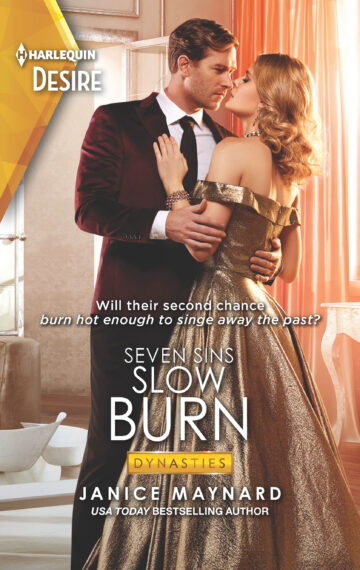 Slow Burn: A Sensual Second-Chance Romance